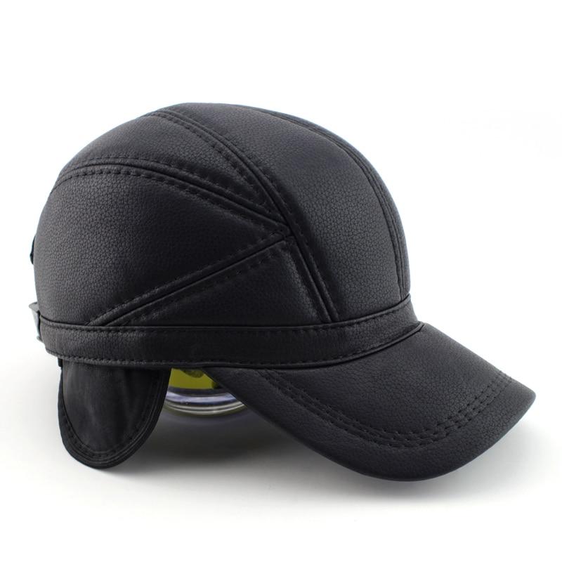 BFDADI Високоякісна шапка зі штучної - Аксесуари для одягу - фото 3