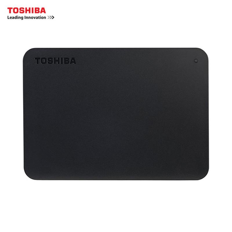 Toshiba Canvio Basics Disco Duro Externo Portatil USB 3.0 DE 2.5 Pulgadas (1 TB) Color Negro Discos duros externos