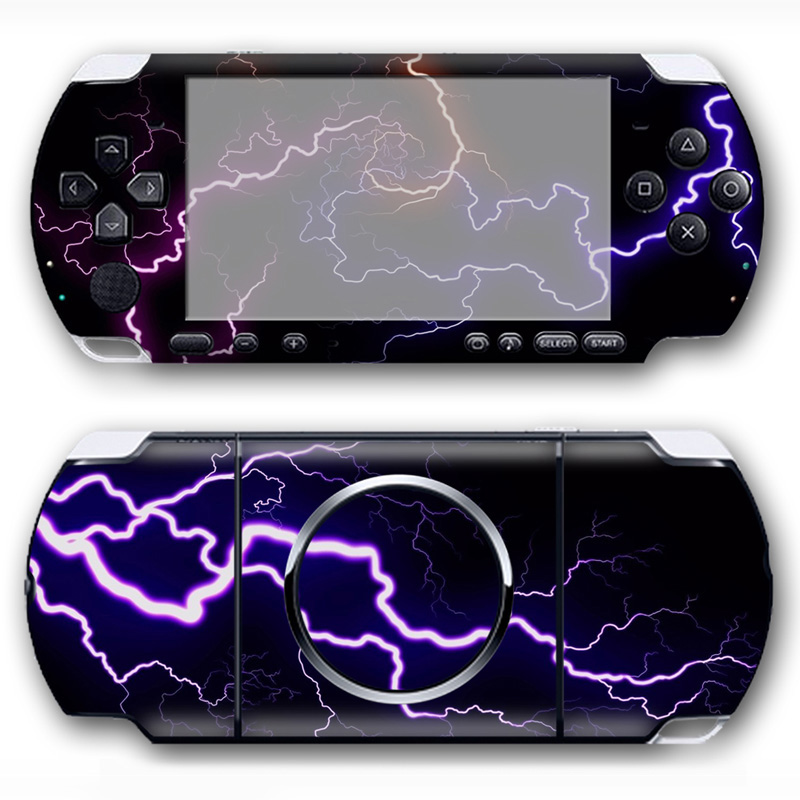 Factory Made High Quality create your own gaming skin For Sony PSP 3000 skin#TN-PS3000-747