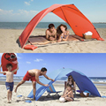 Beach Tent Sun Shelters Portable Ultralight  Summer UV Protection Outdoor Awning Camping Fishing Shade Tents Beach Tent Canopy