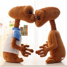 50cm alien ET doll plush toys birthday present for kids boy girl baby toy free shipping
