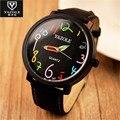 Relógio de Senhoras Das Mulheres 2016 Marca YAZOLE Famoso Relógio Feminino Relógio de Quartzo Meninas De Pulso de Quartzo-relógio Montre Femme Relogio feminino E59