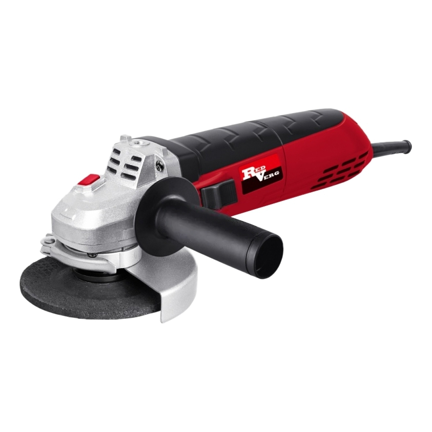 Angle grinder RedVerg RD-AG110-125 220v 710w mini polisher angle grinder cutting machine hand grinders angle grinder holder