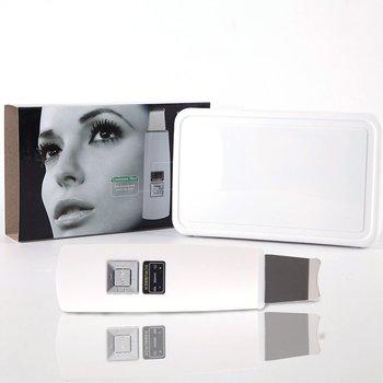 Limpiador Ultrasónico De Piel Limpiador Facial Eliminación De Acné Masajeador De Spa Facial Ultrasonido
