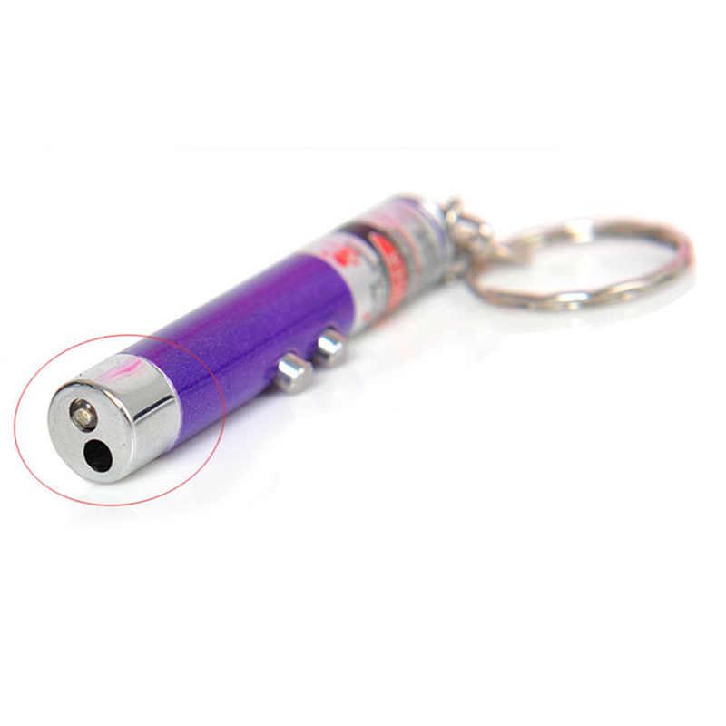 変な安価な電気猫犬 Led レーザーポインターペンライトおもちゃポインターペットのおもちゃ猫犬レーザー製品ランダム送信色