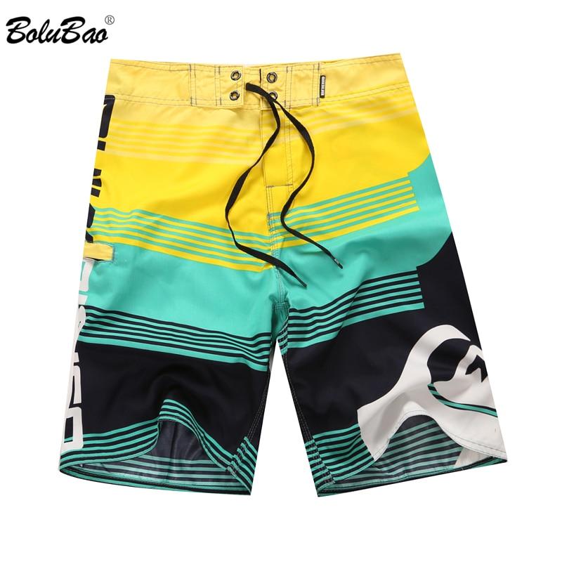 BOLUBAO New Brand Men Shorts 2020 Summer Male Casual Beaching Shorts Men's Fashion Fitness Splice Bermuda Short Mens