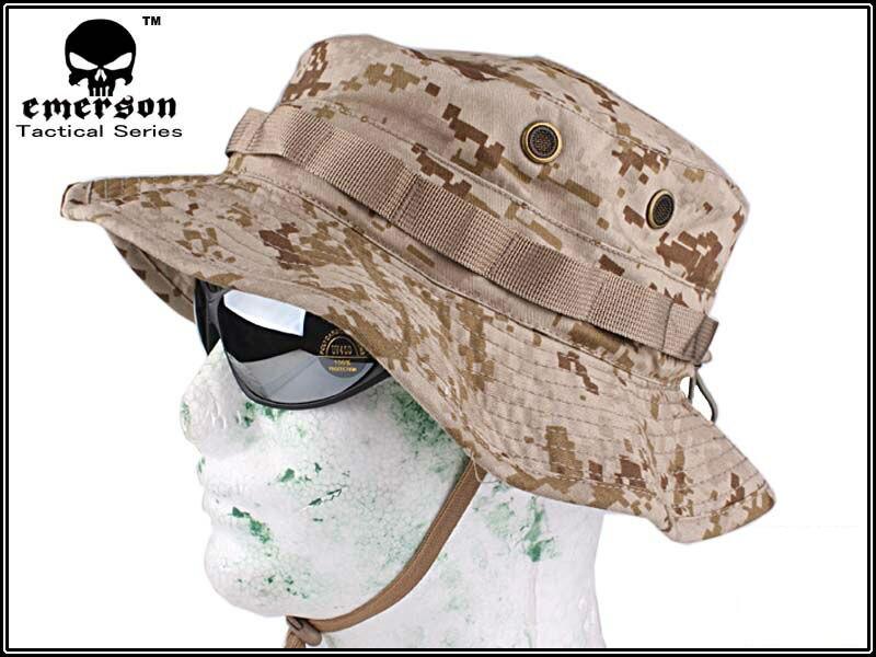 Sport & Unterhaltung Sport Zubehör Emersongear Taktische Assaulter Kappe Militärmütze Tactical Camo Caps Militärische Taktische Headwear Em8727