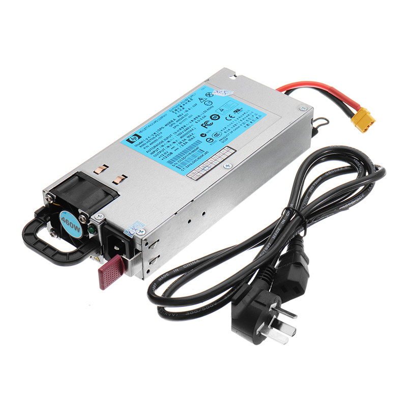 цена на DC 12V 460W 38A RC Battery Charger Balance Power Supply with XT Plug For ISDT Q6 SKYRC B6 Charger RC Drone FPV Part Accs