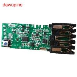 لوحة دائرة حماية الشحن لبطارية PCB M18 لحزمة بطارية ميلووكي 48-11-1815 M18 18V 1.5Ah 3.0AH 5Ah 6Ah