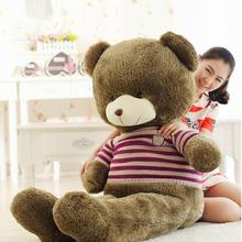7# 180CM Kawaii giant Teddy bear classic toys plush dolls for girls stuffed animals kids toys gifts dolls for girls