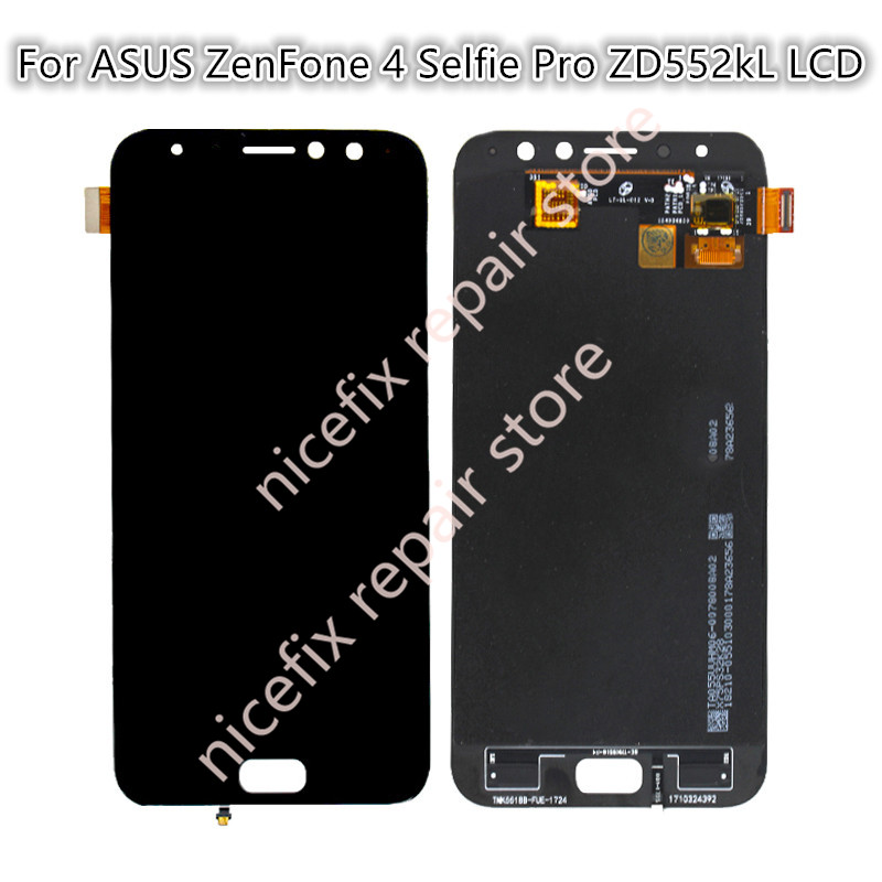 1920 1080 5 5 inch LCD display Matrix Touch Screen Panel Digitizer Sensor full assembly for