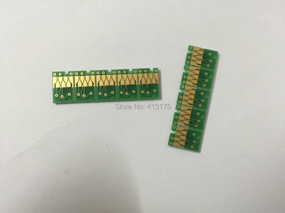 10 PCS Maintenance Tank Reset Chip for Epson Stylus Pro7710 7700 9710 9700 printers
