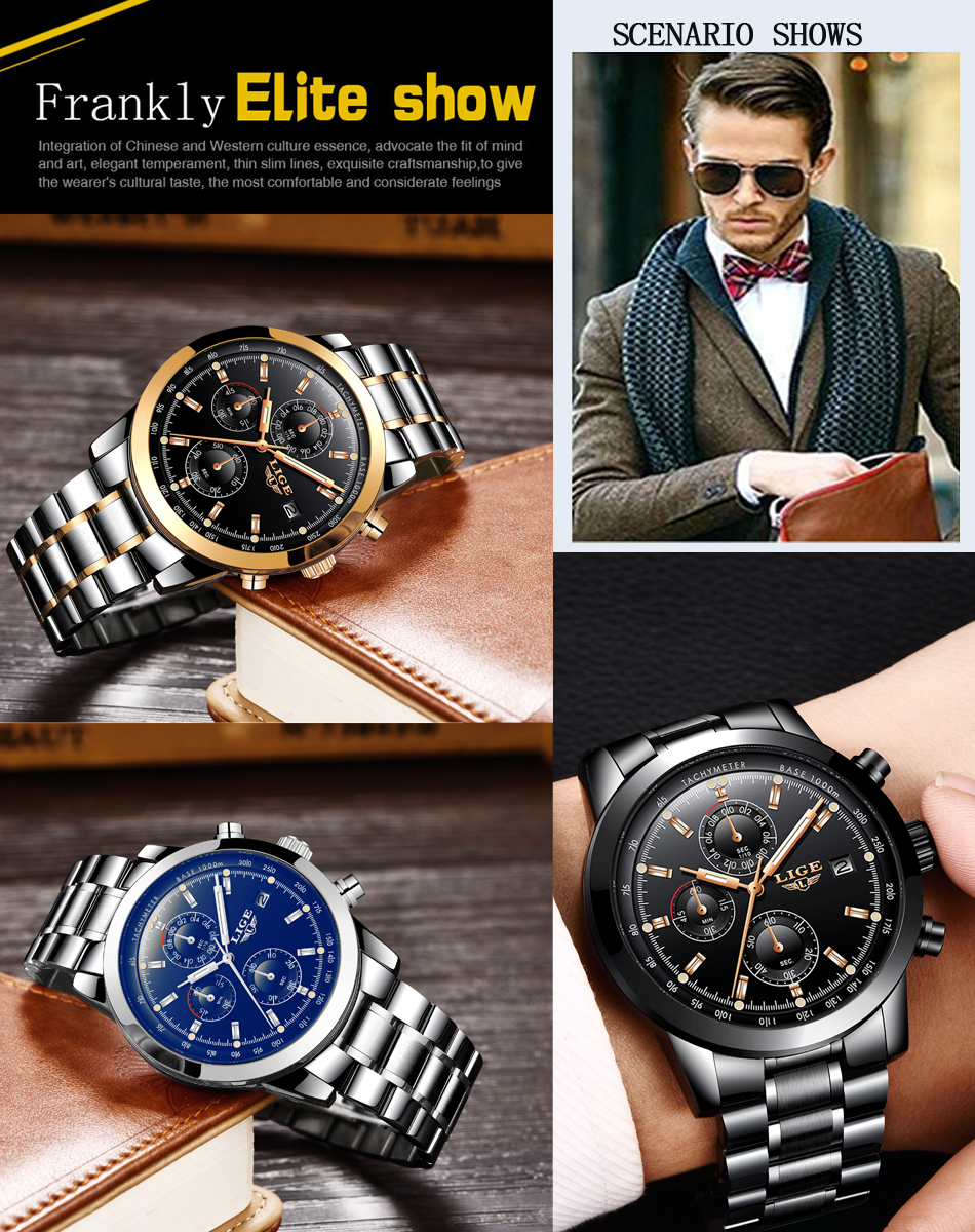 HTB1VegeocbI8KJjy1zdq6ze1VXay - LIGE Mens Watches Top Brand Luxury Business Quartz Watch stainless steel Strap Casual Waterproof Sport Watch Relogio Masculino