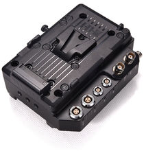 TILTAMAX TILTA Sistema de Abastecimento de Energia Conversor de Vídeo para ARRI Persistente/RED EPIC SCARLET DRAGÃO/SONY FS7