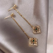 Korean Jewelry sets Earrings Advanced Earrings Elegant  Necklace for Women Gifts Dangle collares de moda 2019 Brincos