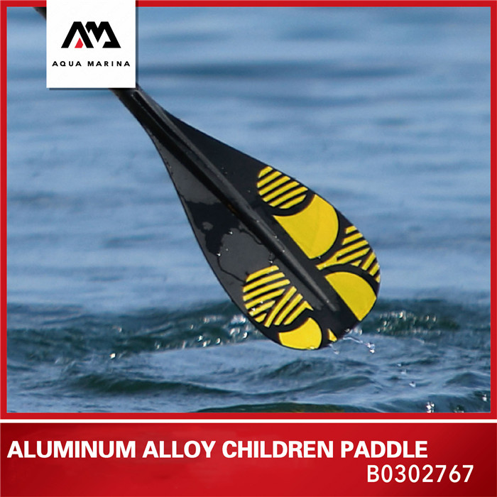 AQUA MARINA New Ace ISUP Inflatable Surf Board Special Paddle For Children SUP Surfing Board Paddle