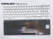 UK Keyboard For Toshiba Satellite L50-B L50D-B L50T-B L50DT-B L50-B-1DZ L50-B-137 White without Frame keyboard Layout