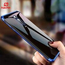 Hacrin Case for Xiaomi Mi 9T Clear Bumper TPU Silicone Plating Cover Redmi K20 Pro 9