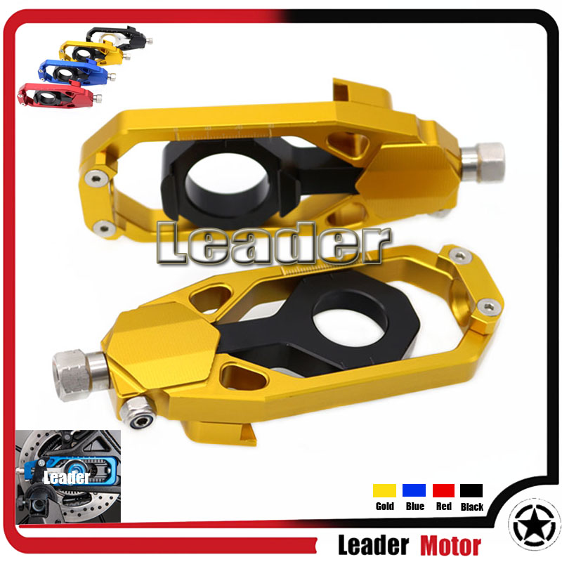 For YAMAHA TMAX 530 TMAX530 T-MAX530 2012-2014 Motorcycle Parts CNC Tensioners Catena rear axle spindle chain adjuster Gold hot sales best price for yamaha tmax 530 2013 2014 t max 530 13 14 tmax530 movistar abs motorcycle fairing injection molding