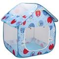 X'mas pop up play tent bebé rompecabezas Niño aprende temprano el juguete 1-2-3 indoor océano piscina de bolas