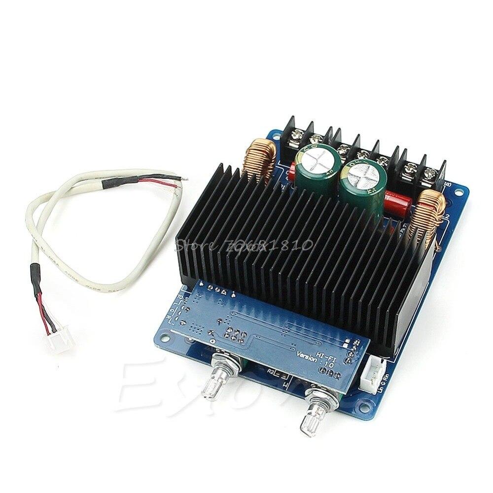 Jinshengda Opa1632dr Tas5630 Tl072 600w 4ohm Class D Digital 300 Watt Audio Amplifier Board Tas5613 300w Mono Power Amp Finished Tda8920 10 Super Bass Classd Peak Value 180w Z09