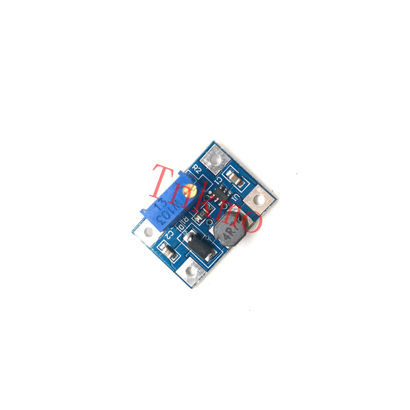 1pcs DC-DC SX1308 Step-UP Adjustable Power Module Step Up Boost Converter 2-24V to 2-28V 2A 1pcs 1500w 30a dc dc cc cv boost converter step up power supply charger adjustable dc dc booster adapter 10 60v to 12 90v module
