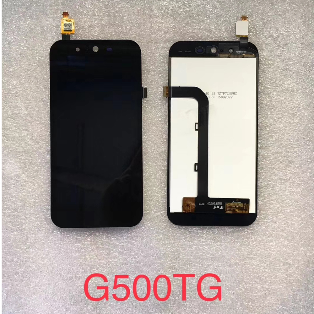 1280x720 LCD Display Matrix Touch Screen Digitizer Sensor Assembly For <font><b>ASUS</b></font> <font><b>Live</b></font> <font><b>G500TG</b></font> image