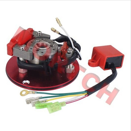 Racing Magneto Inner Rotor Kit Stator CDI XR CRF50 50CC 70CC 90CC 110CC 125CC 140CC Pit Dirt bike ATV Quad Thumpstar Parts