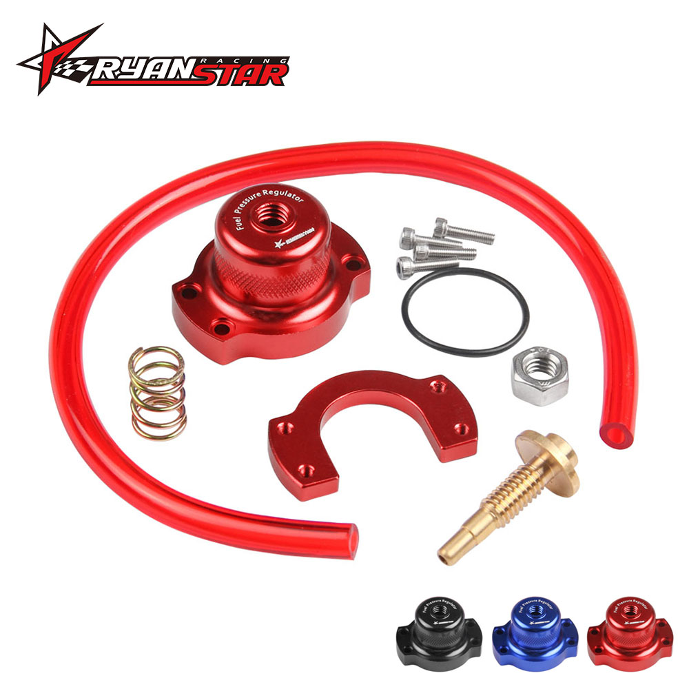 Fuel Pressure Regulator Adjustable Conversion For Honda 90