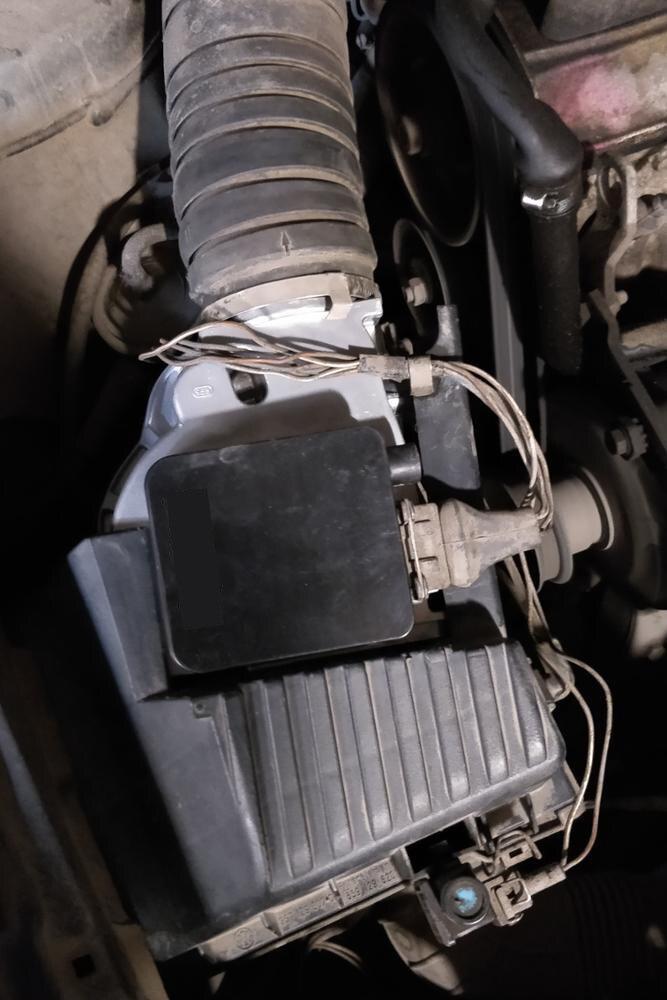 Débitmètre BMW 3 5 7 z3 Débitmètre Mass Airflowmeter #72