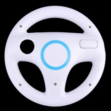 3 Color For Nintendo For Wii Game Racing Steering Wheel For Nintendo Wii Mario Kart Remote Controller Steering Wheel For A Gift