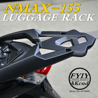 Motorcycle Rear Bracket Carriet Tail rack Rear Tailbox top box luggage rack bracket carrier For Yamaha Nmax 155/125/150