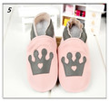 Lovely Styles of Genuine Leather Baby Soft Shoes Infant Booties Baby Prewalker First Walker Shoes Cow Leather Bootie