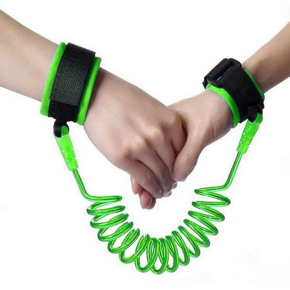 Anti Lost Wrist Link Toddler Leash Safety Harness For Baby Strap Rope Outdoor Walking Hand Belt Band Anti-lost Wristband Kid Hot