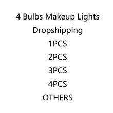Специальная ссылка макияж зеркало свет свяжитесь со службой поддержки клиентов