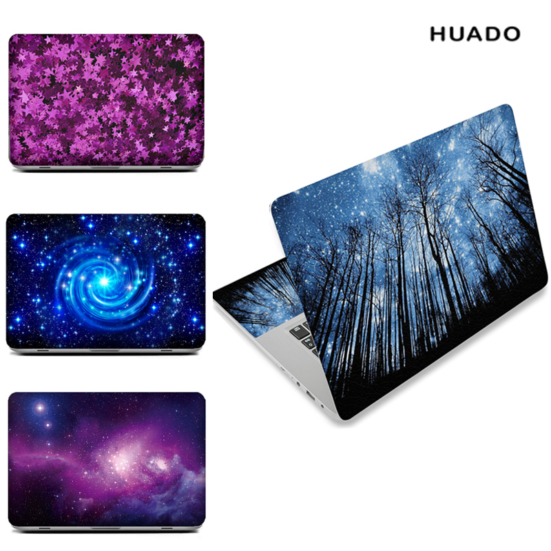 Starry sky <font><b>Laptop</b></font> <font><b>Skin</b></font> Cover Sticker Decal for HP/ Acer/ Dell /<font><b>ASUS</b></font>/ Sony stickers for <font><b>laptop</b></font> 13.3 15.4 <font><b>15.6</b></font> 17.3 image