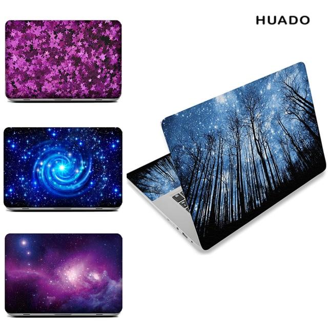 Звездное небо пленка для ноутбука Стикеры наклейка для hp/acer/Dell/ASUS/sony Стикеры s для ноутбука 13,3 15,4 15,6 17,3