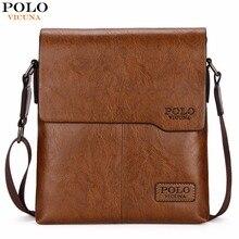 VIKUNJA POLO Männer Umhängetasche Klassische Marke Männer Tasche Vintage stil Casual Men Messenger Bags Förderung Crossbody Tasche Männlichen Heißer verkaufen