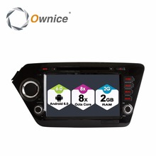 HD  Android 6.0 Octa Core 2GB RAM Car DVD Player for KIA RIO K2 2010 2011 2012 2013 2014 Radio GPS Stereo Support 4G LTE klyde octa core 4g wifi android 8 0 7 1 6 0 4gb ram 32gb rom car dvd multimedia player for kia rio k3 pride 2011 2012 2013 2014
