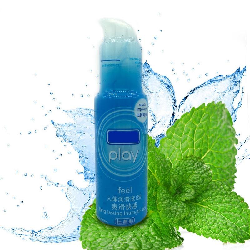 Gel de lubricantes placer lubricante soluble en agua en hombres y mujeres adultos juguetes aceite crema expansión Anal de aceite lubricante del sexo