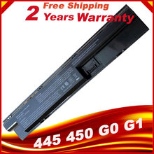 HSW Laptop Battery for HP COMPAQ ProBook 440 445 450 470 455 G0 G1 Series 707617-421 708457-001 708458-001 FP06 FP06XL FP09(China)