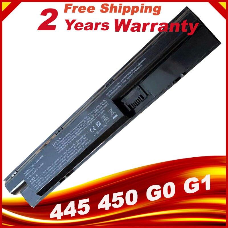 HSW Laptop Battery for HP COMPAQ ProBook 440 445 450 470 455 G0 G1 Series 707617-421 708457-001 708458-001 FP06 FP06XL FP09