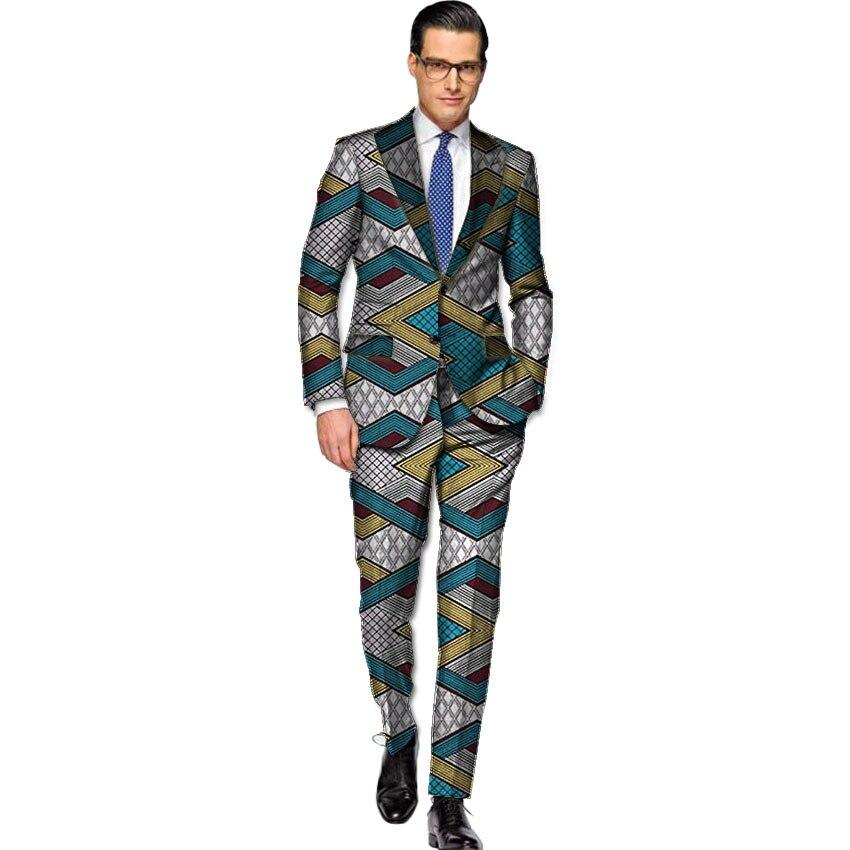 Blazer Frauen Retro Afrikanische Blazer Weibliche Mode Muster Gedruckt Anzug Outwear Outfits Kunden Dame Dashiki Kleidung