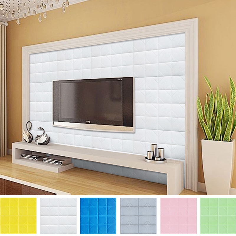 Edge Corner Guards Wall Stickers Colored Crash Proof 3d Decals