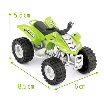 Pull Back Metal Alloy Beach Motorcycle Car Diecast Car Model Vehicle Toys Brinquedos for Boys Children Birthday Gift 8.5*6*5.5cm image