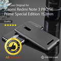 TPU Case For Xiaomi Redmi Note 3 Pro Prime SE Special Edition Version Hard Frosted Back Case TPU Anti-Fingerprint No Flash