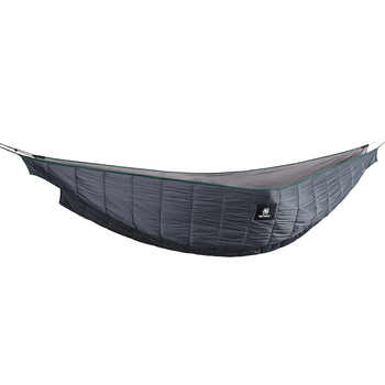 OneTigris Double Hammock Under-Quilt Lightweight Full Length Hammock Underquilt Under Blanket 40 F to 68 F (5 C to 20 C) - DISCOUNT ITEM  10% OFF All Category