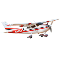 EMS Free Shipping Cessna 182 2 4Ghz Airplane Kit Version EPO For Sell