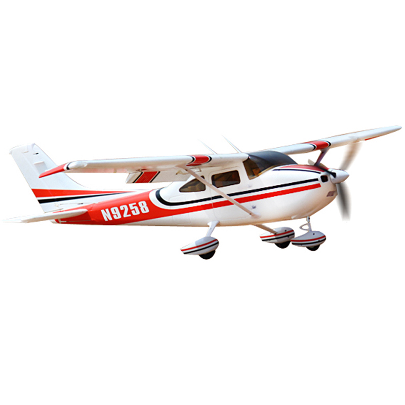 1410mm Cessna 182 RC airplanes Radio control airplane plane frame kit EPO toys hobby model aircraft aeromodelismo aeromodel image