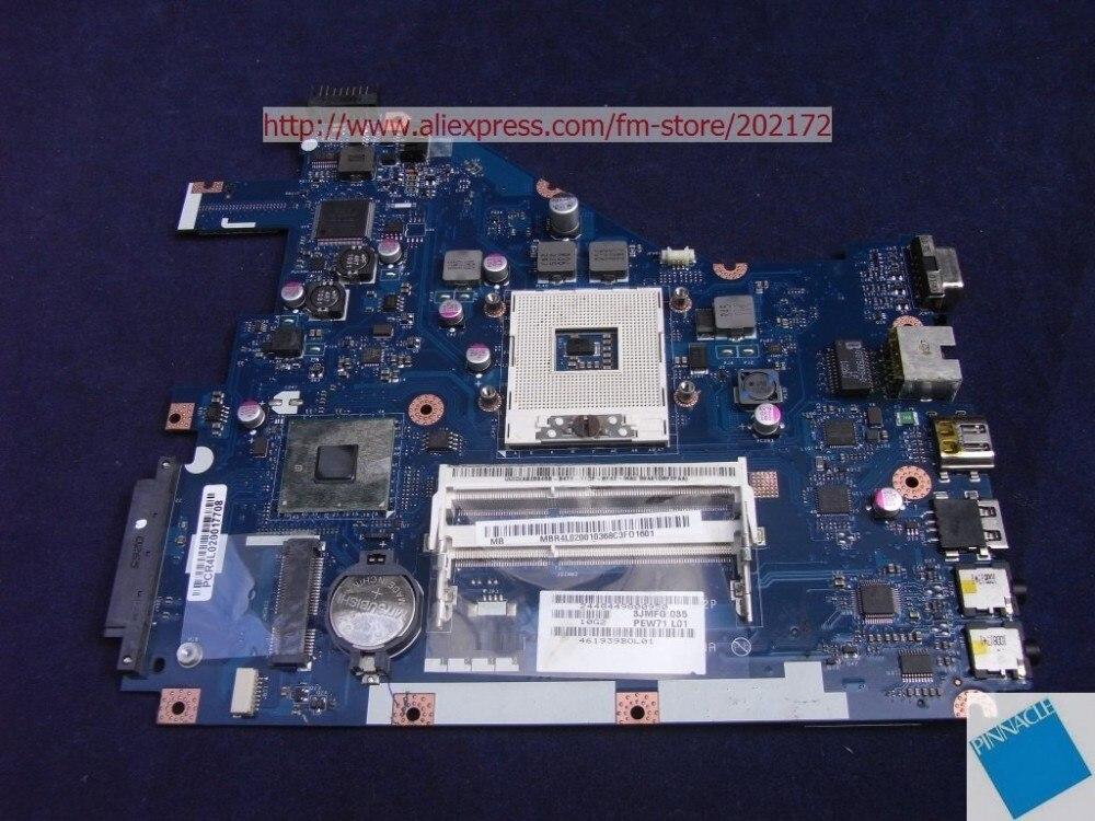 MBR4L02001 Motherboard for Acer aspire 5742 5742ZG MB.R4L02.001 PEW71 L01 LA-6582P nokotion for acer aspire 5742 5733 5742z 5733z laptop motherboard mbrjy02002 pew71 la 6582p hm55 uma ddr3